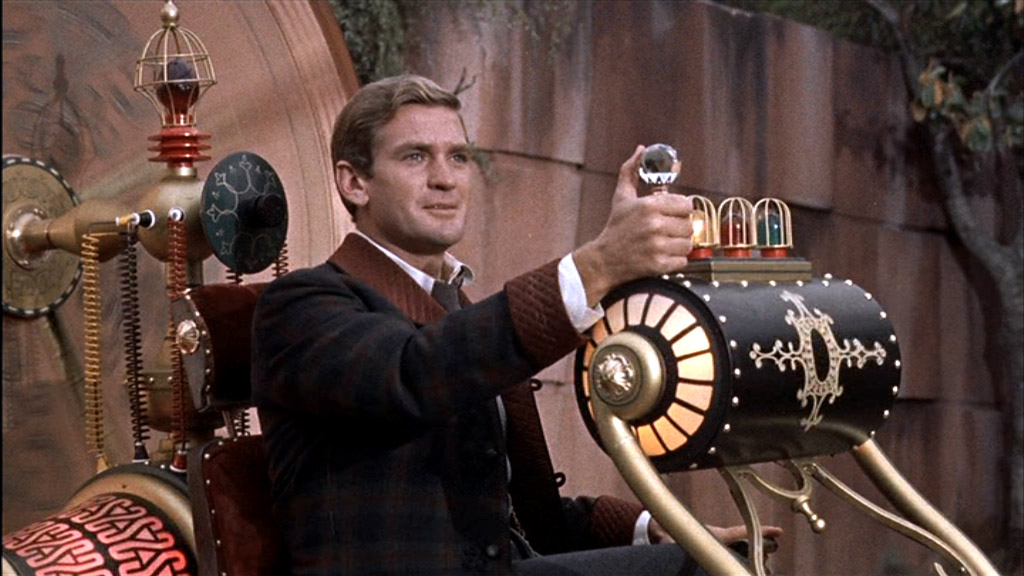 The Time Machine 1960 Free Full Movie