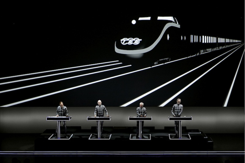 Kraftwerk and my new (outdated) obsession