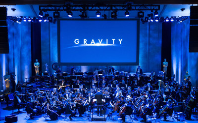 Film music shines at the first ever Oscar Concert.