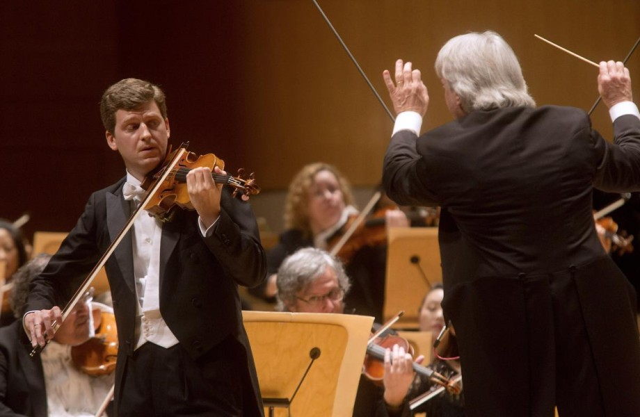 James Newton Howard's violin concerto: a film composer in the concert hall