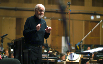 John Williams on The Force Awakens and the legacy of Star Wars