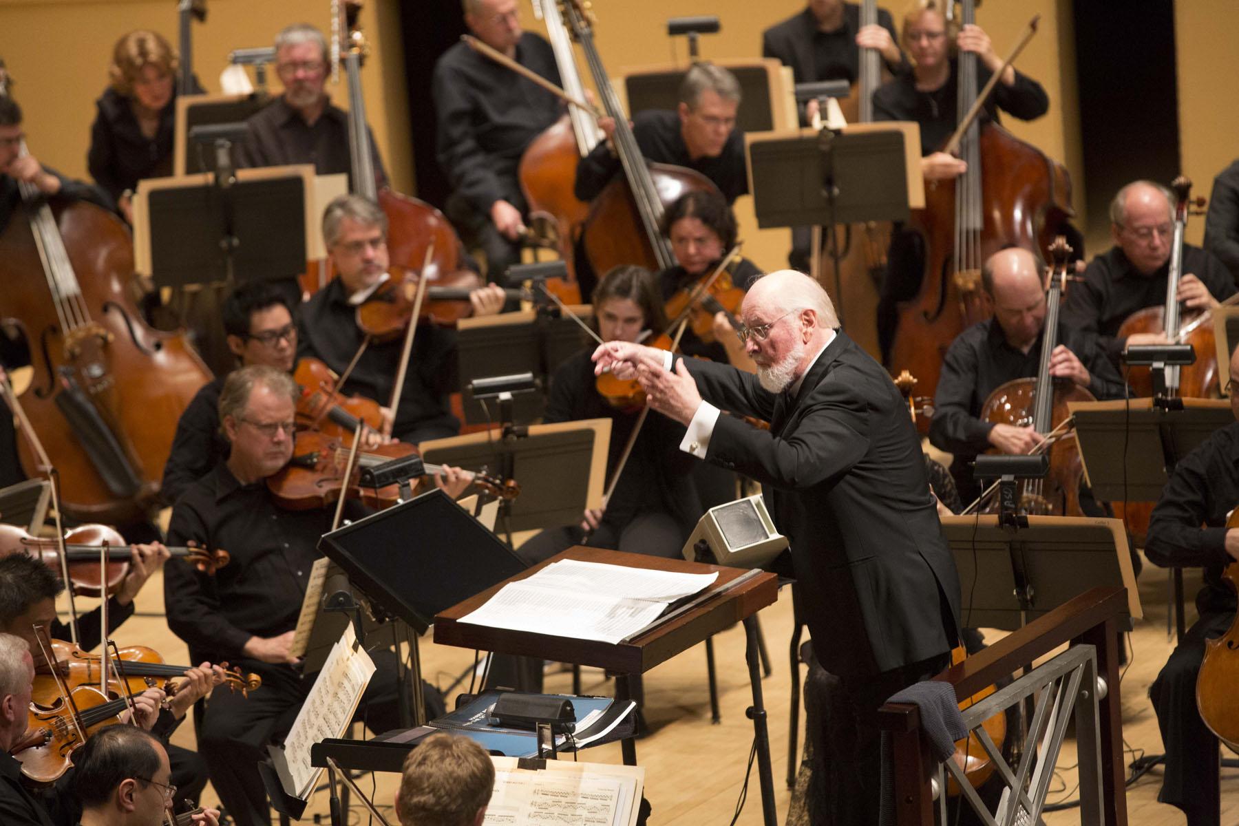 JW conducting