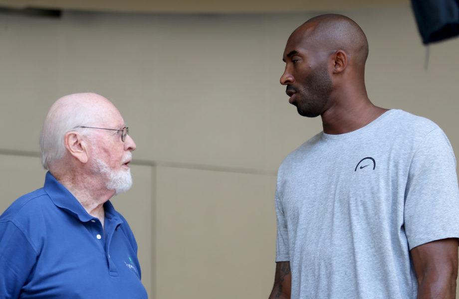 "Kobe, John, and Glen: The Maestros Behind ""Dear Basketball"""